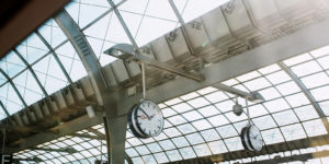 Situation am Hauptbahnhof Koblenz bzw. Bahnhofsplatz - mittlerweile ein Thema der Landespolitik