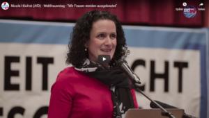 Nicole Höchst (MdB) spricht über Frauen und Familie